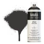 Liquitex Professional Spray Paint 400ml Can - Carbon Black
