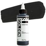 GOLDEN High Flow Acrylic Color 4 oz. - Carbon Black