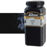 Matisse Structure Acrylic Colors Carbon Black 500 ml