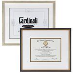 Cardinali Archival Diploma & Certificate Frames