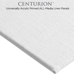 Centurion All-Media Acrylic Primed Linen Panels