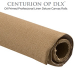 Deluxe Professional Oil Primed Linen Canvas Rolls Centurion (OP DLX)