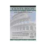"Centurion Linen Canvas 10 Sheet Pad 12x16"" 11oz Universal Acrylic Primed"