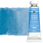 Grumbacher Finest Artists' Watercolor 14 ml Tube - Cerulean Blue