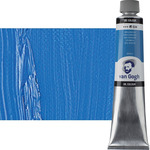 Royal Talens Van Gogh Oil Color 200 ml Tube - Cerulean Blue