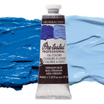 Grumbacher Pre-Tested Oil Paint 37 ml Tube - Cerulean Blue