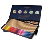 Cezanne Colored Pencils Tin Set of 72 - Ships Free