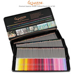 Cezanne Premium Colored Pencils Tin Set of 120