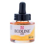 Ecoline Liquid Watercolor 30ml Pipette Jar Chartreuse