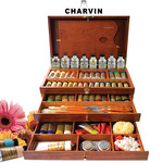 Charvin Extra Fine Professional Oil Painting Sets