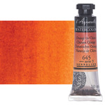 Sennelier l'Aquarelle Artists Watercolor 10ml Tube - Chinese Orange
