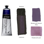 Chroma Atelier Interactive Artists Acrylic Purple 80 ml
