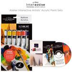 Chroma Atelier Interactive Artists Acrylic Sets