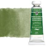 Grumbacher Finest Artists' Watercolor 14 ml Tube - Chromium Oxide Green