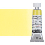 Schmincke Horadam Watercolor 15 ml Tube - Chrome Yellow Lemon