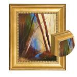 "Classique 9x12"" Gold Leaf Wood Frame 55"
