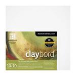 """Claybord Panel 3/4"""" Cradle 10X10"""