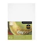 "Claybord Smooth Panel 3/4"" Cradle 9X12"