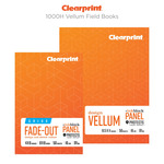 Clearprint 1000H Vellum Field Books
