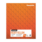 Clearprint Heavy Vellum Pad 14X17 48lb/180GSM 25 Sheets