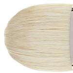 Pro Stroke White Hog Bristle Brush Filbert 24