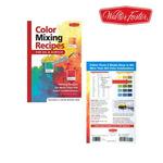Color Mixing Recipes For Oils & Acrylics