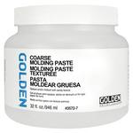 Golden Matte Mediums Coarse MoldIng Paste 32 oz