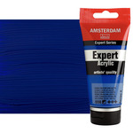 Amsterdam Expert Acrylic Cobalt Blue Deep Ultramarine 75 ml