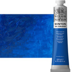 Winton Oil Color 200 ml Tube - Cobalt Blue Hue