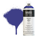 Liquitex Professional Spray Paint 400ml Can - Cobalt Blue Hue 3