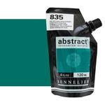 Sennelier Abstract Acrylic Cobalt Green Deep Hue 120 ml