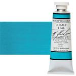 M Graham Oil Color 1.25Oz/37Ml Cobalt Teal