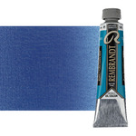 Rembrandt Extra-Fine Artists' Oil Color 40 ml Tube - Cobalt Turquoise Blue