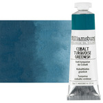 Williamsburg Handmade Oil Paint 37 ml - Cobalt Turquoise Greenish