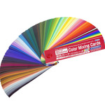 Color Mixing Guide For Mixing Paint by Turner Acryl Gouache