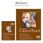Strathmore 400 Series Colored Pencil Pads