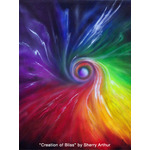 Contest Winner Art eGift Card - Creation of Bliss by Sherry Arthur eGift Card
