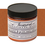 Jacquard Screen Printing Ink 16 oz Jar - Copper