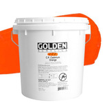 Golden Heavy Body Acrylic Gallon C.P. Cadmium Orange