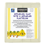 Sargent Art 1lb Non-Hardening Modeling Clay Cream