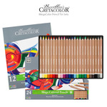 Cretacolor MegaColor Colored Pencil Sets
