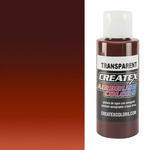 Createx Airbrush Colors 2oz Transparent Red Oxide