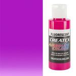 Createx Airbrush Colors 2oz Fluorescent Magenta