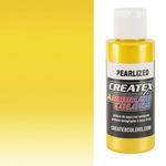 Createx Airbrush Colors 2oz Pearlized Pineapple
