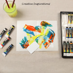 SMOOSH Art Creative Inspirations Acrylic Kaleidoscope Set