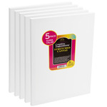 "Creative Inspirations 16x20"" Stretched Canvas 5/8in Deep 5-Pack"