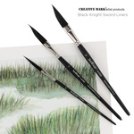 Creative Mark Black Knight Sword Liners