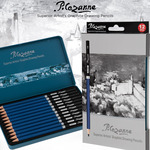 Cezanne Graphite Pencil Tin Set