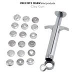 Creative Mark Clay Gun