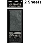 Creative Mark Graphite Transfer Paper Pack of 2 Sheets